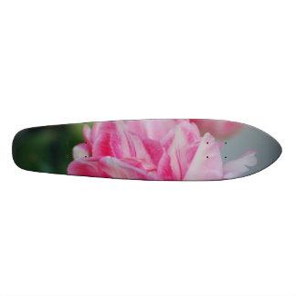 Pretty Pink Tulips Skate Board Deck