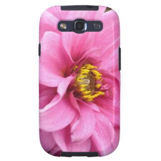 Pretty Pink Wildflower Case Samsung Galaxy S3 Cases