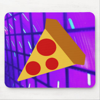 Pretty Pizza Mouse Mat