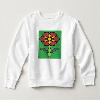 Pretty Poinsettia Sweatshirt
