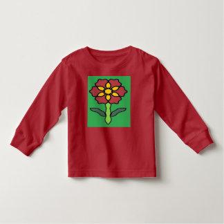 Pretty Poinsettia Toddler T-Shirt