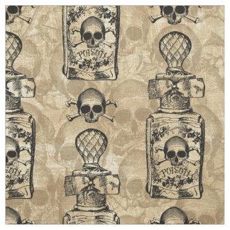 Pretty Poison Bottle Fabric