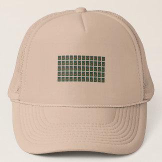 Pretty Poland Stamp Trucker Hat