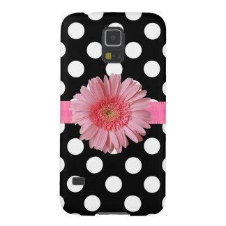 Pretty Polka Dot Samsung Nexus Phone Case