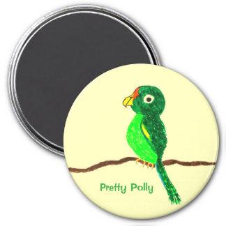'Pretty Polly'  Magnet