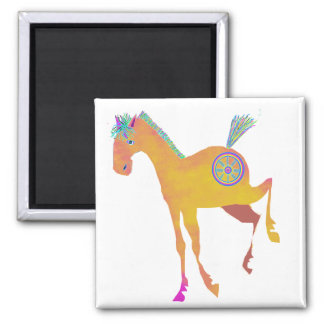 Pretty Pony Gifts  & Greetings Magnet