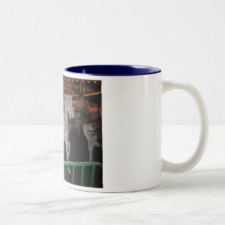 Pretty Pony Two-Tone Coffee Mug