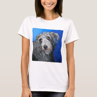 'Pretty Poppy' - Lurcher girl T-Shirt