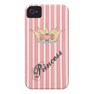 Pretty Princess Crown iPhone 4 Case