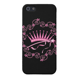 Pretty Princess Crown iPhone 5 Covers