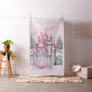 Pretty Princess Photo Booth Backdrop