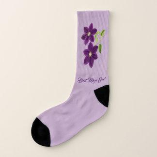 Pretty Purple Flowers Best Mum Ever Lavender 1
