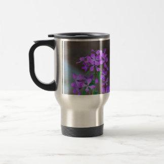 Pretty Purple Phlox Flowers Coffee Mug