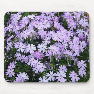 Pretty Purple Phlox Mouse Pad