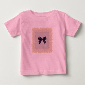 Pretty Purple Tartan Bow Shirt