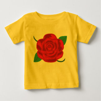 Pretty Red Rose T Shirt