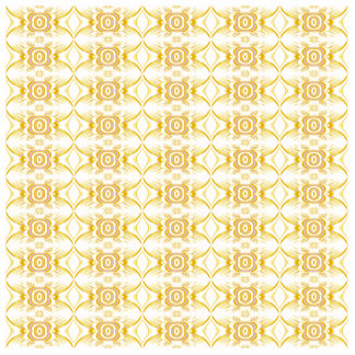 Pretty Retro Pattern Old Fashioned Cut Outs