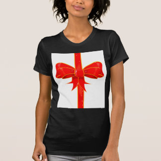 Pretty Ribbon Bow Tee Shirt