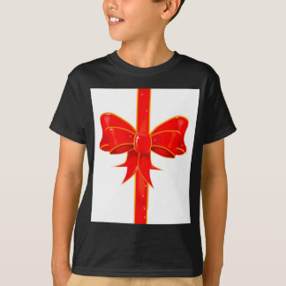 Pretty Ribbon Bow Tshirts