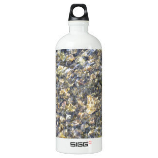 Pretty River Pebbles And Water SIGG Traveller 1.0L Water Bottle