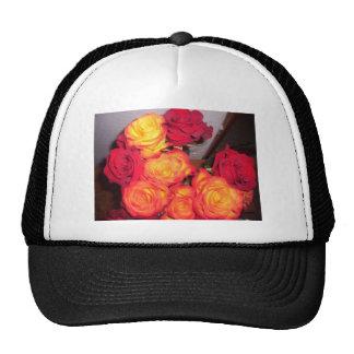 pretty rose hats