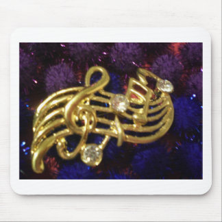 Pretty Saxophone Mouse Mat