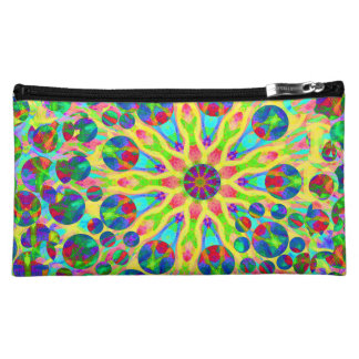 Pretty Spiritual Mandala Medium Cosmetics Bag Cosmetic Bag