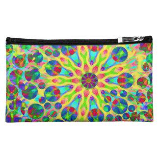 Pretty Spiritual Mandala Medium Cosmetics Bag Cosmetic Bag