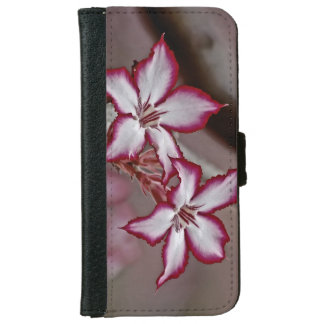 Pretty Spring Blooms iPhone 6 Wallet Case