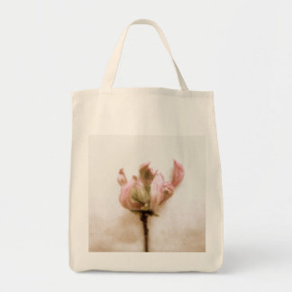Pretty Spring Pink and Green Azalea Bud Photo Bags