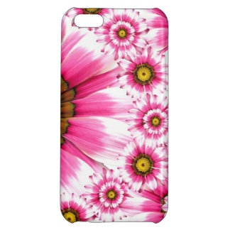 pretty summer flowers pink cell phone case iphone iPhone 5C case