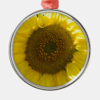 Pretty Sunflower Christmas Ornament