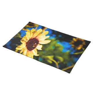 Pretty Sunflower Placemat