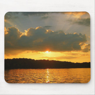 Pretty Sunset Mouse Mat