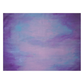 Pretty Table | Cute Pink Cloud Purple Blue Sky Tablecloth