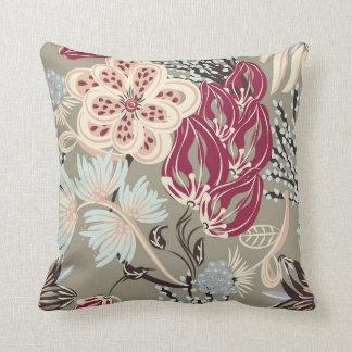 Pretty Tan Decorative Pillow