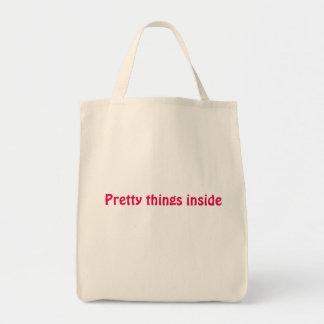 Pretty Things Shopping Tote Bag