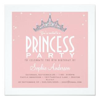 Princess Party Invitations & Announcements | Zazzle.co.uk