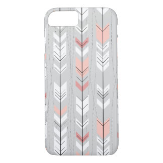 Pretty Tribal Pattern iPhone 8/7 Case