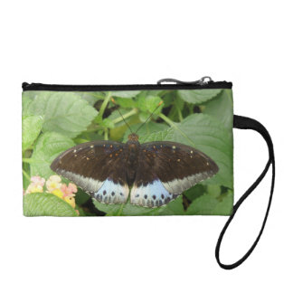 Pretty Tropical Butterfly Bagettes Bag
