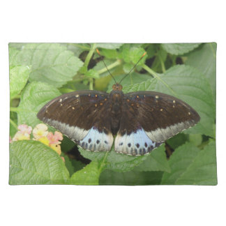 Pretty Tropical Butterfly Placemat