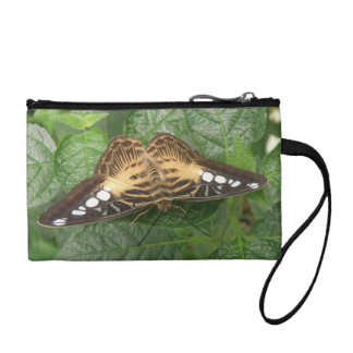 Pretty Tropical Clipper Butterfly Bagettes Bag