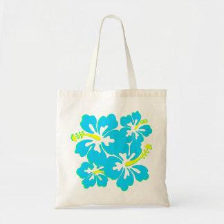 Pretty Tropical Hibiscus Bag