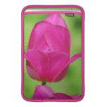 "Pretty Tulips 11"" MacBook Sleeve"