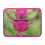 "Pretty Tulips 13"" Macbook Sleeve Sleeve For MacBooks"