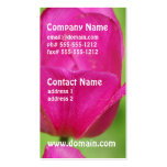 Pretty Tulips Business Cards
