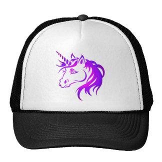 Pretty Unicorn Trucker Hat