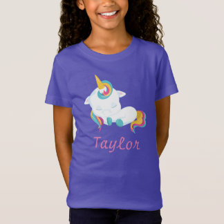 Pretty Unicorn sleeping T-Shirt
