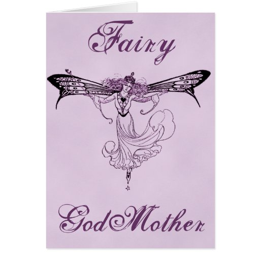 Pretty Vintage Fairy Decal Cards