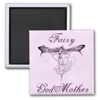 Pretty Vintage Fairy Decal Magnets